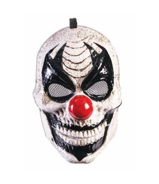 Forum Novelties Clown Moving Jaw Mask