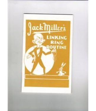 Linking Ring Routine by Jack Miller from E-Z Magic