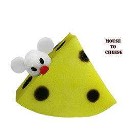 Sponge Mouse to Cheese by Fun Time Magic