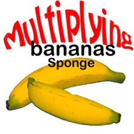 Multiplying Sponge Banana