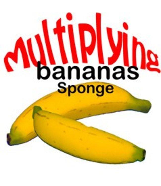 Multiplying Sponge Banana