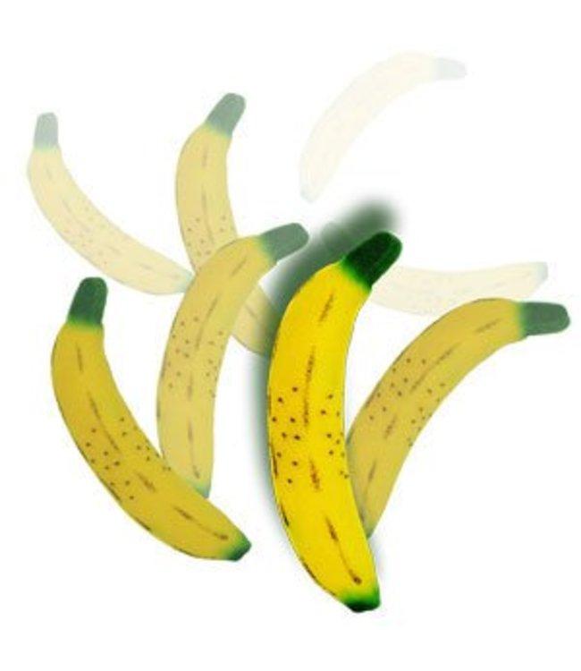 Multiplying Sponge Bananas, 4 pc. - Climax Set by MAK Magic