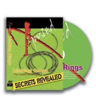 Xposed Linking Rings Secrets Revealed - DVD