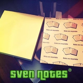 SvenPad® Sven Notes, Post-its Style - Single Pack by Brett Barry and Phoenix Mentalist