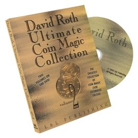 Ultimate Coin Magic Collection 2 - David Roth - DVD from L and L Publishing