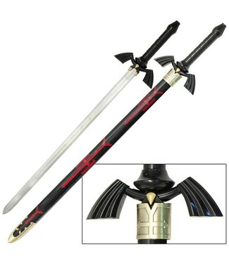 Dark Link Video Game Legend of Zelda Master Sword