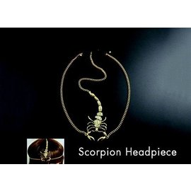 Scorpion Head Chain from Vera by New York