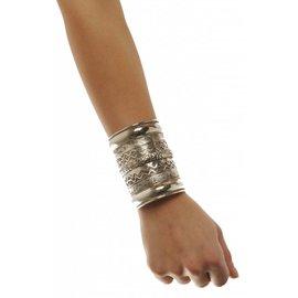 Bracelet of Troy - Silver Cuff by Western Fashion Inc.