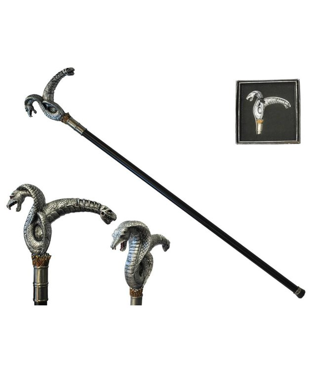 Walking Cane Cobra 37""