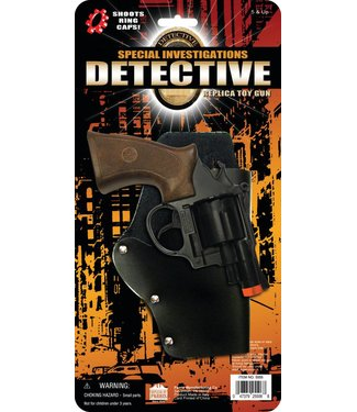 Cap Gun Special Detective by Parris Manufacturing