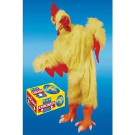 Chicken Mascot Costume  - Adult One Size by Loftus International