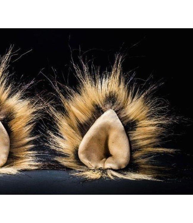 KritterKlips Blonde Wildcat Kritter Klips