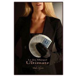 Magic Dream Ultimate Marked Deck by Magic Dream (BLUE Back Bicycle Cards) - Trick