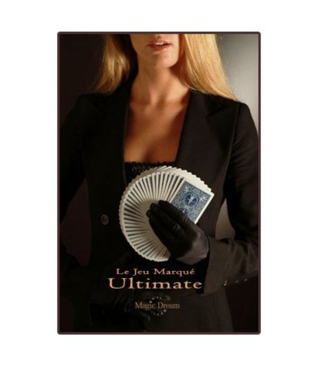 Ultimate Marked Deck by Magic Dream (BLUE Back Bicycle Cards) - Trick