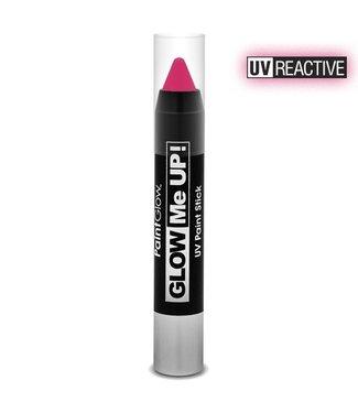 PaintGlow Magenta Neon Uv Paint Stick 3.5G