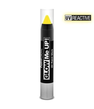 PaintGlow Yellow Neon Uv Paint Stick 3.5G
