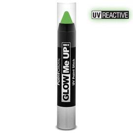 PaintGlow Green Neon Uv Paint Stick 3.5G