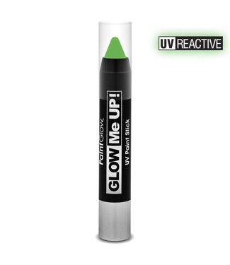 PaintGlow Green Neon Uv Paint Stick 3.5G