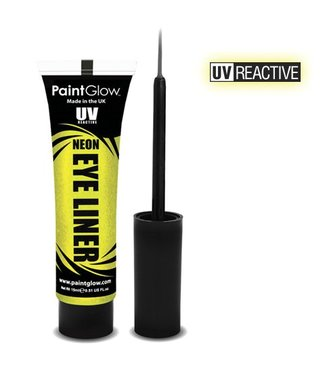 PaintGlow Yellow Neon UV Eye Liner 15Ml