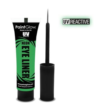 PaintGlow Green Neon UV Eye Liner 15Ml