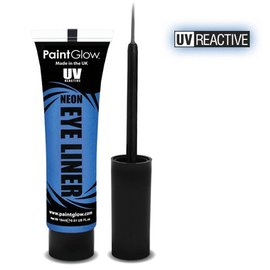 PaintGlow Blue Neon Uv Eye Liner 15Ml