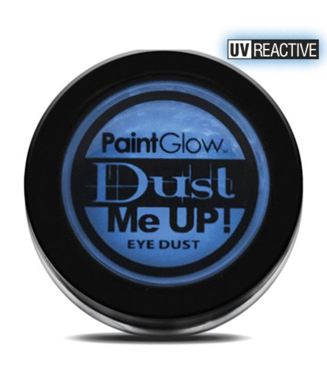 PaintGlow Blue Neon UV Eye Duster 5G