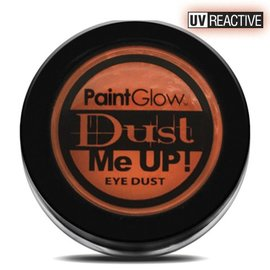 PaintGlow Orange UV Neon Eye Duster 5G