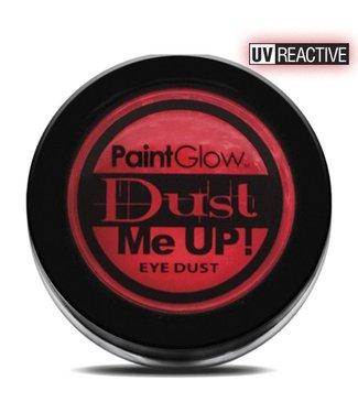PaintGlow Red UV Neon Eye Duster 5G