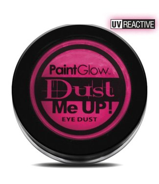 PaintGlow Magenta Neon UV Eye Duster 5G