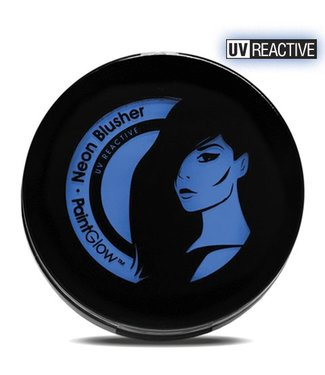 PaintGlow Blue Neon UV Blusher 3.5G