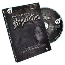 Reparation by John Lovick and Penguin Magic