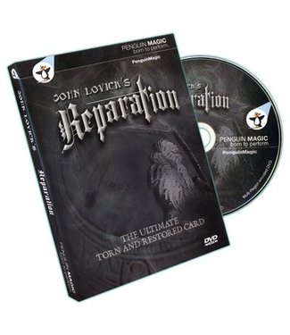 Reparation by John Lovick and Penguin Magic