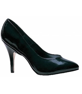 Shoes - Pumps 4 Inch Heel Black Size 7 by Ellie Shoes