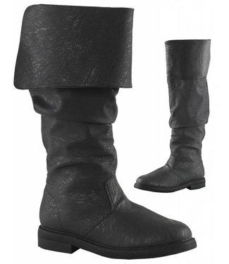 Robin Hood Boots 100, Black - XLG by Funtasma