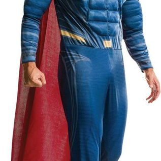 Rubies Costume Company Deluxe DCU Superman Muscle Chest - Standard