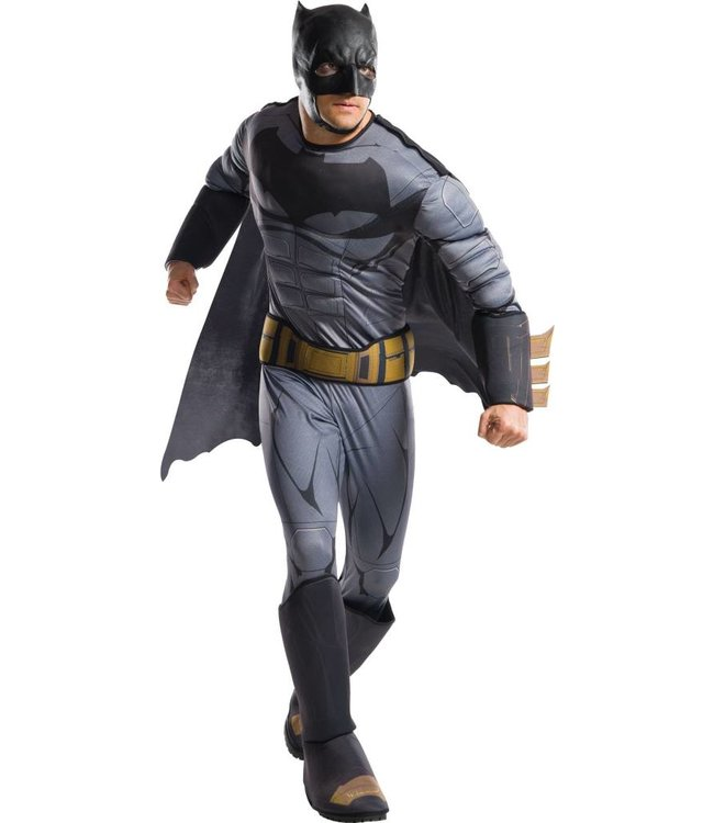 Rubies Costume Company Deluxe Batman Muscle Chest, Justice League - Standard