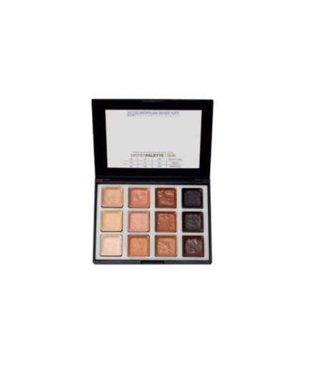 European Body Art Skin MasterPALETTE by Encore
