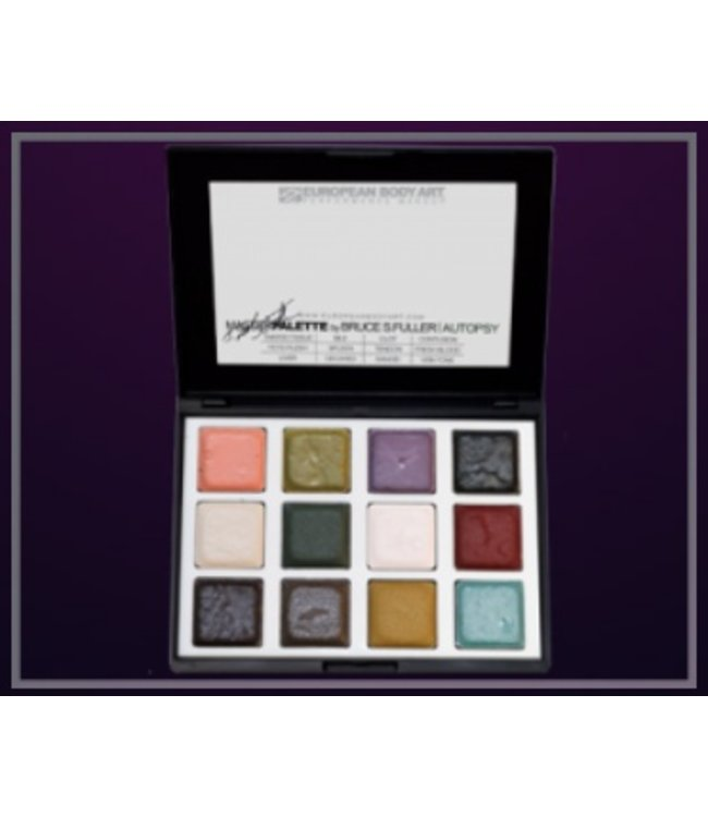 European Body Art Autopsy MasterPALETTE by Encore