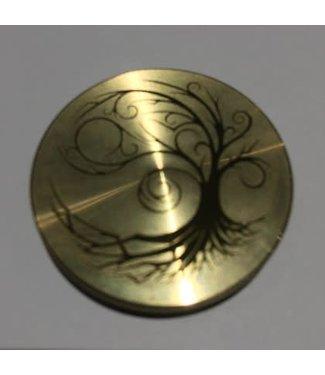 Ronjo Okito Box Lid Tree, Silver Dollar