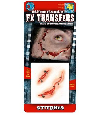 Tinsley Transfers Stitches 3D FX Transfers