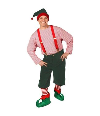 Halco Toy Factory Elf - Adult Large