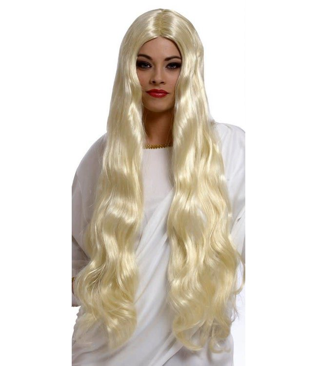 Costume Culture by Franco American Atlantis Wig - Blonde