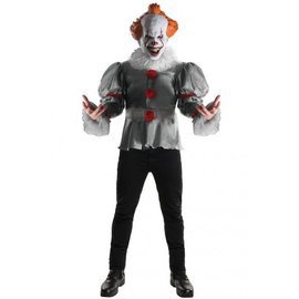 Rubies Costume Company Pennywise - It Clown, Deluxe - Standard 44