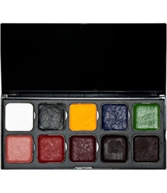 European Body Art Encore SFX Alcohol Palette