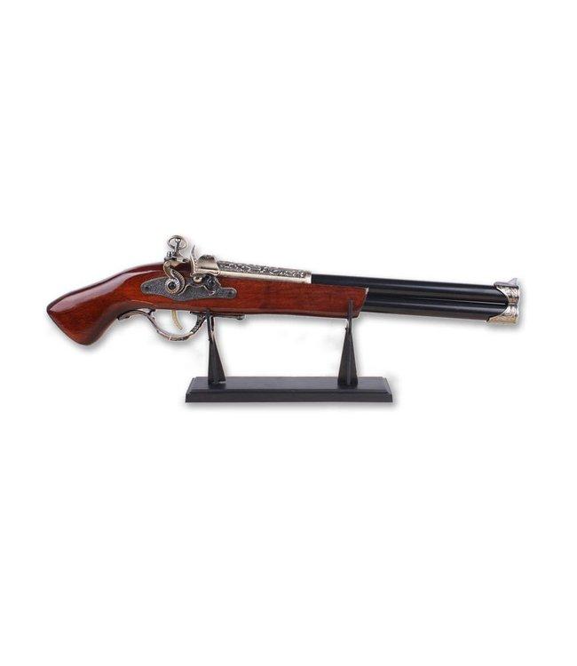 "Decorative Gun, Pirate Pistol - 20"""