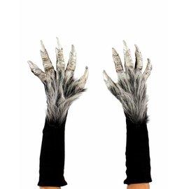 zagone studios Silver Monster Gloves