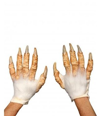 zagone studios White Beast Gloves