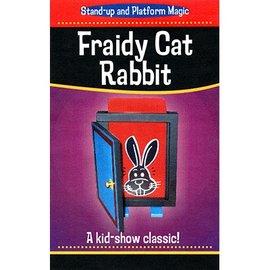 Fraidy Cat Rabbit by Trickmaster Magic