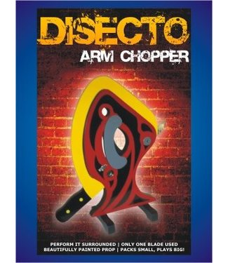 Disecto Arm Chopper by Trickmaster Magic