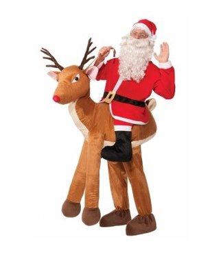 Forum Novelties Santa Ride-a-Reindeer